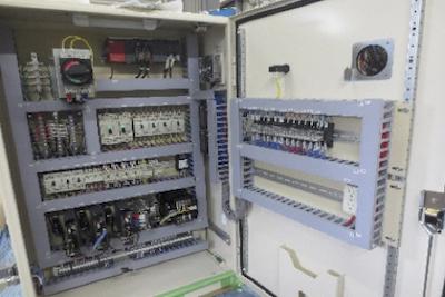 制御盤設計製作部門1