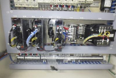 制御盤設計製作部門2