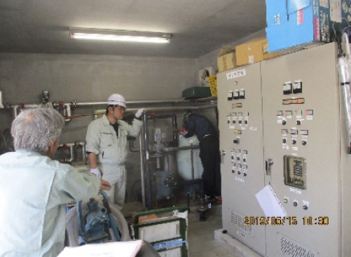 電気工事部門2